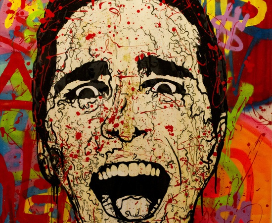 <p><span class=&#34;Apple-style-span&#34; style=&#34;font-family: verdana, arial, helvetica; font-size: 11px; line-height: 14px;&#34;><strong>Alec Monopoly</strong><br /><em>Bateman - The Scream</em>, 2013</span></p>