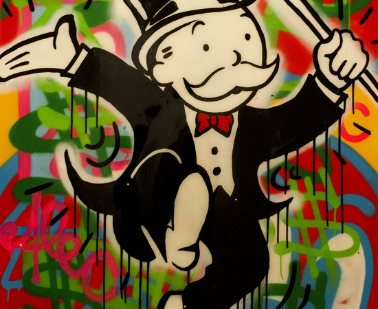 <p><span class=&#34;Apple-style-span&#34; style=&#34;font-family: verdana, arial, helvetica; font-size: 11px; line-height: 14px;&#34;><strong>Alec Monopoly</strong><br /><em>$$$ Joy</em>, 2013</span></p>