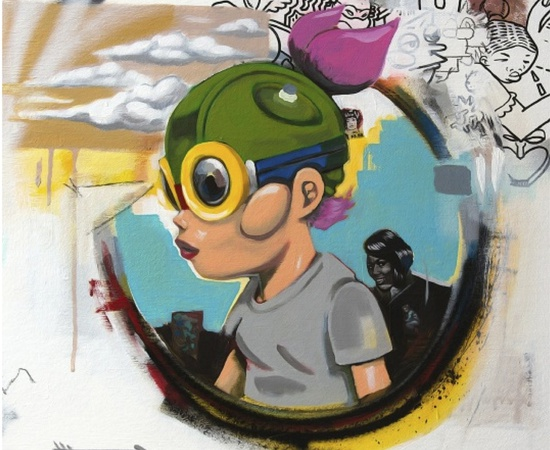 <p style=&#34;font: normal normal normal 13px/normal Helvetica; padding: 0px; margin: 0px;&#34;><strong style=&#34;padding: 0px; margin: 0px;&#34;>Hebru Brantley</strong></p> <p style=&#34;font: normal normal normal 13px/normal Helvetica; padding: 0px; margin: 0px;&#34;><em style=&#34;padding: 0px; margin: 0px;&#34;>Tracy, 2014</em></p>