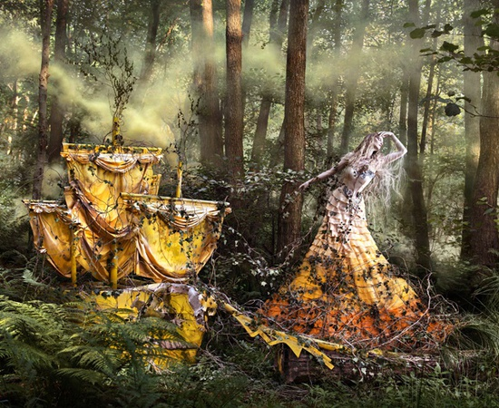 <p><b>Kirsty Mitchell</b><br /><i>She'll Wait For You In The Shadows Of Summer</i><span>, 2013</span></p>