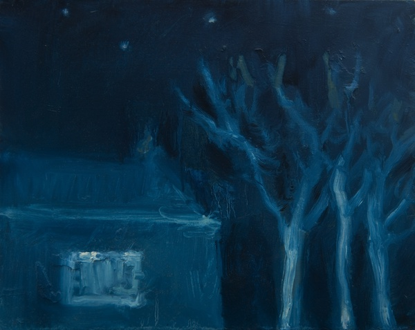 Suzy Murphy Through My Window At Night, 2014