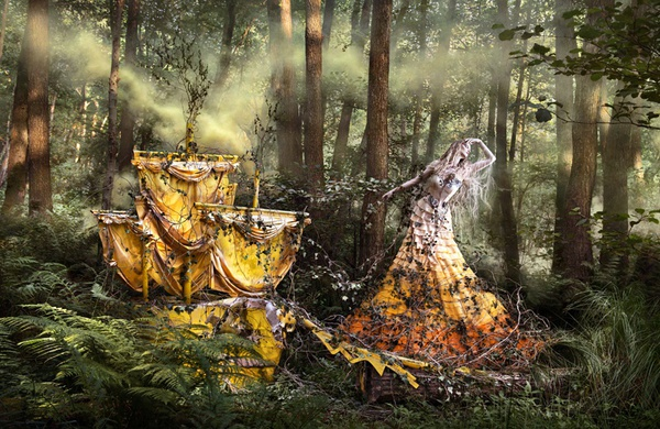 Kirsty Mitchell She'll Wait For You In The Shadows Of Summer, 2013