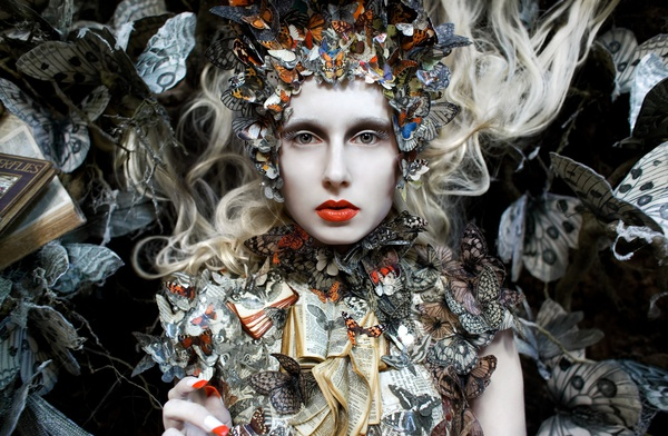 Kirsty Mitchell The Ghost Swift, 2012