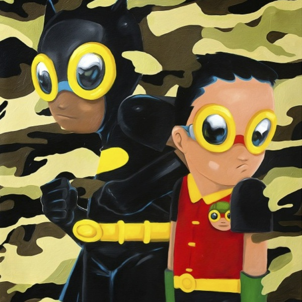 Hebru Brantley Everyone's Everything