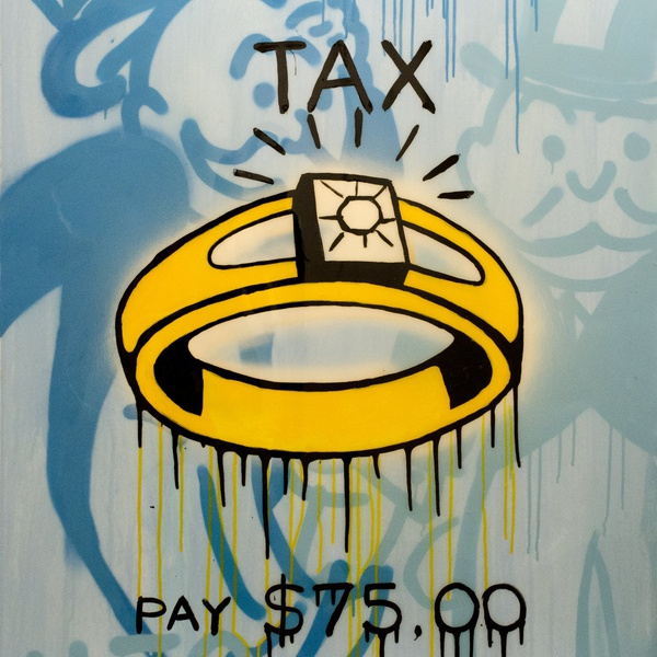 Alec Monopoly, Luxury Tax, 2013