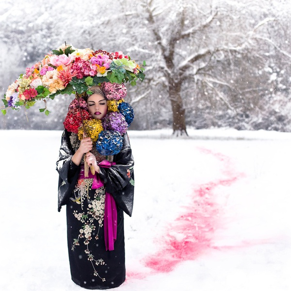 Kirsty Mitchell, Spirited Away, 2010